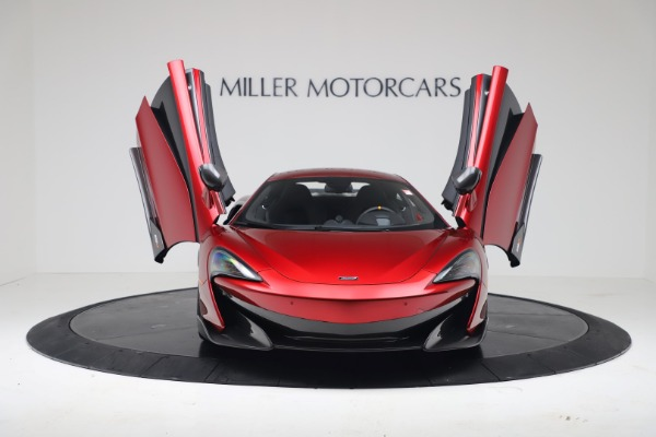 New 2019 McLaren 600LT Luxury for sale $285,236 at Pagani of Greenwich in Greenwich CT 06830 11