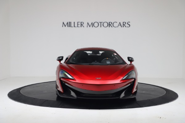 New 2019 McLaren 600LT Coupe for sale $285,236 at Pagani of Greenwich in Greenwich CT 06830 12