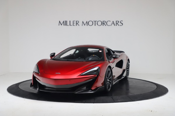 New 2019 McLaren 600LT Luxury for sale $285,236 at Pagani of Greenwich in Greenwich CT 06830 13