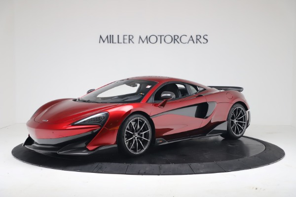 Used 2019 McLaren 600LT Luxury for sale $239,990 at Pagani of Greenwich in Greenwich CT 06830 1