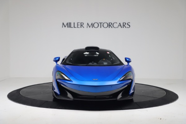 New 2019 McLaren 600LT Coupe for sale Sold at Pagani of Greenwich in Greenwich CT 06830 12