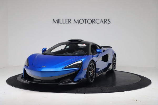 New 2019 McLaren 600LT Coupe for sale Sold at Pagani of Greenwich in Greenwich CT 06830 13