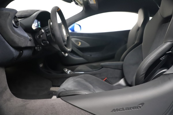New 2019 McLaren 600LT Coupe for sale Sold at Pagani of Greenwich in Greenwich CT 06830 18