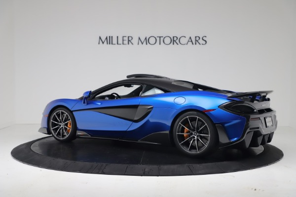 New 2019 McLaren 600LT Coupe for sale Sold at Pagani of Greenwich in Greenwich CT 06830 3