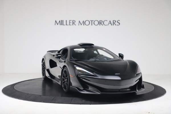 New 2019 McLaren 600LT Coupe for sale $305,639 at Pagani of Greenwich in Greenwich CT 06830 10