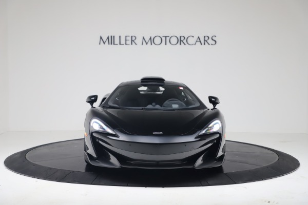 New 2019 McLaren 600LT Coupe for sale $305,639 at Pagani of Greenwich in Greenwich CT 06830 12