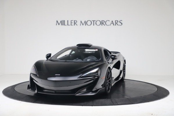New 2019 McLaren 600LT Coupe for sale $305,639 at Pagani of Greenwich in Greenwich CT 06830 13