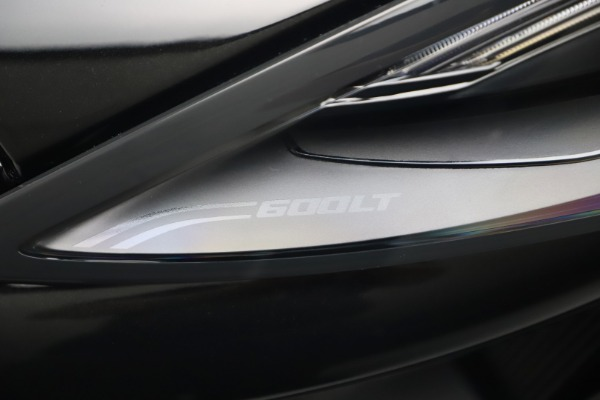 New 2019 McLaren 600LT Coupe for sale $305,639 at Pagani of Greenwich in Greenwich CT 06830 14