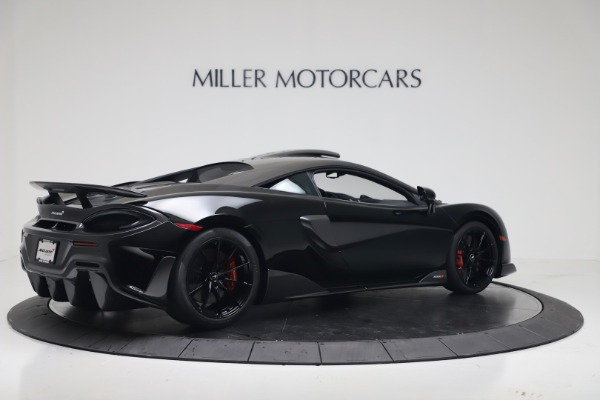 New 2019 McLaren 600LT Coupe for sale $305,639 at Pagani of Greenwich in Greenwich CT 06830 7