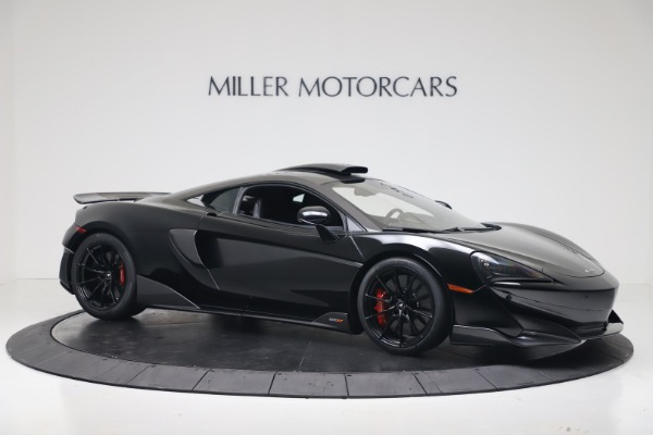 New 2019 McLaren 600LT for sale $305,639 at Pagani of Greenwich in Greenwich CT 06830 9