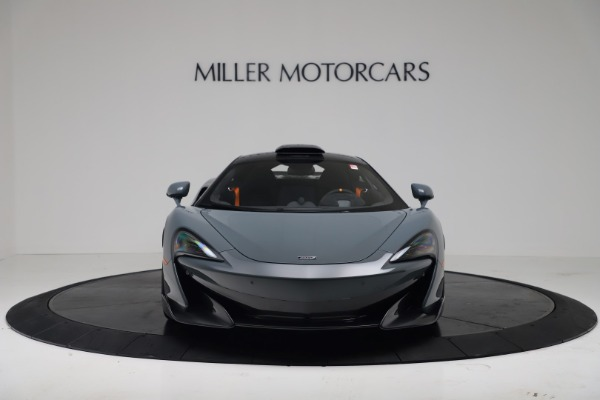 New 2019 McLaren 600LT Coupe for sale $311,619 at Pagani of Greenwich in Greenwich CT 06830 12