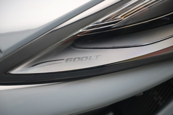 New 2019 McLaren 600LT for sale $311,619 at Pagani of Greenwich in Greenwich CT 06830 14