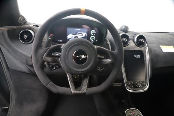 Used 2019 McLaren 600LT for sale Sold at Pagani of Greenwich in Greenwich CT 06830 18