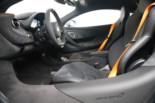 New 2019 McLaren 600LT for sale $311,619 at Pagani of Greenwich in Greenwich CT 06830 19