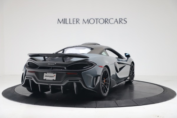 New 2019 McLaren 600LT for sale $311,619 at Pagani of Greenwich in Greenwich CT 06830 6