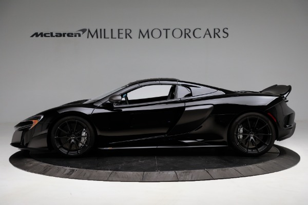 Used 2016 McLaren 675LT Convertible for sale Sold at Pagani of Greenwich in Greenwich CT 06830 14