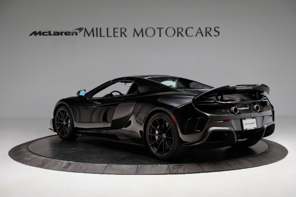 Used 2016 McLaren 675LT Convertible for sale Sold at Pagani of Greenwich in Greenwich CT 06830 15