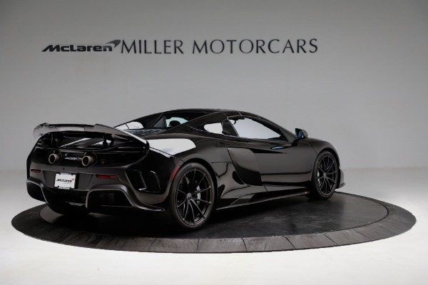 Used 2016 McLaren 675LT Convertible for sale Sold at Pagani of Greenwich in Greenwich CT 06830 16