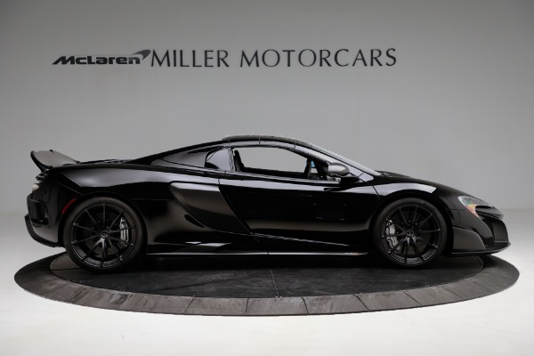 Used 2016 McLaren 675LT Convertible for sale Sold at Pagani of Greenwich in Greenwich CT 06830 17