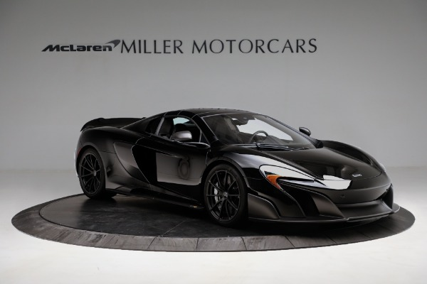 Used 2016 McLaren 675LT Convertible for sale Sold at Pagani of Greenwich in Greenwich CT 06830 18