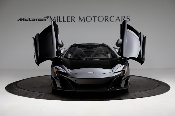 Used 2016 McLaren 675LT Convertible for sale Sold at Pagani of Greenwich in Greenwich CT 06830 19