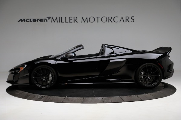 Used 2016 McLaren 675LT Convertible for sale Sold at Pagani of Greenwich in Greenwich CT 06830 3