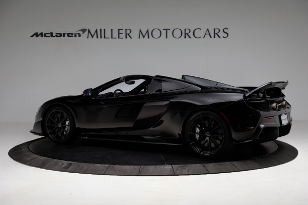 Used 2016 McLaren 675LT Convertible for sale Sold at Pagani of Greenwich in Greenwich CT 06830 4