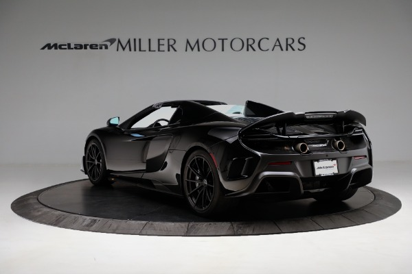Used 2016 McLaren 675LT Convertible for sale Sold at Pagani of Greenwich in Greenwich CT 06830 5