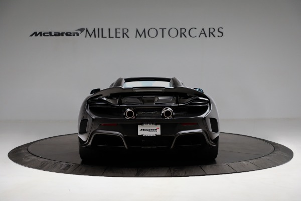 Used 2016 McLaren 675LT Convertible for sale Sold at Pagani of Greenwich in Greenwich CT 06830 6