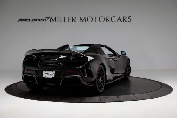 Used 2016 McLaren 675LT Convertible for sale Sold at Pagani of Greenwich in Greenwich CT 06830 7