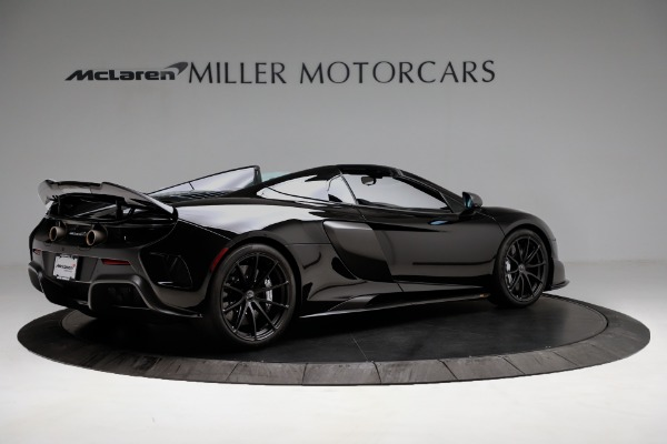 Used 2016 McLaren 675LT Convertible for sale Sold at Pagani of Greenwich in Greenwich CT 06830 8
