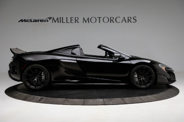 Used 2016 McLaren 675LT Convertible for sale Sold at Pagani of Greenwich in Greenwich CT 06830 9