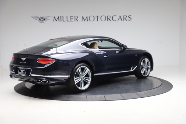 New 2020 Bentley Continental GT V8 for sale Sold at Pagani of Greenwich in Greenwich CT 06830 8