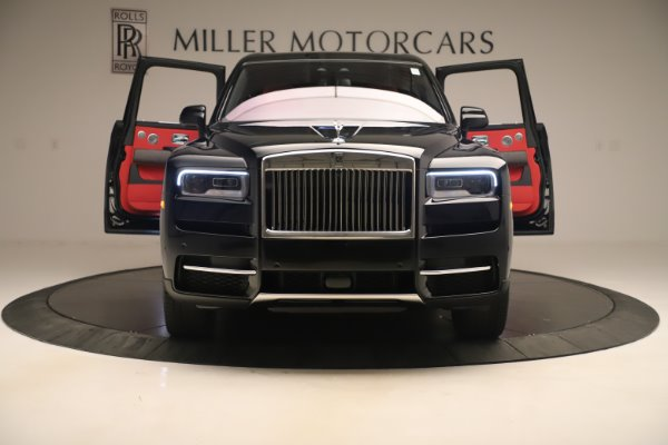 New 2020 Rolls-Royce Cullinan for sale Sold at Pagani of Greenwich in Greenwich CT 06830 10