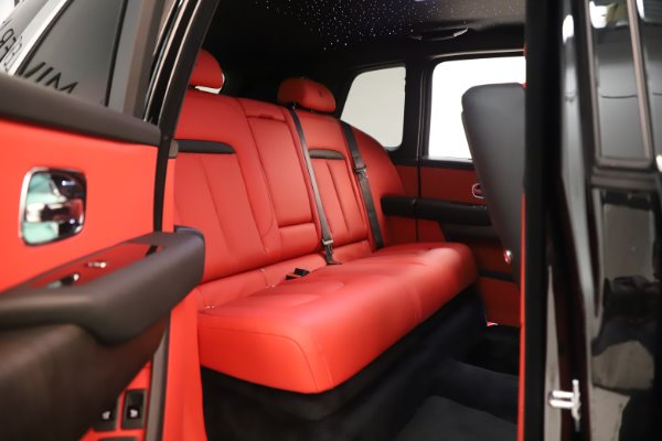 New 2020 Rolls-Royce Cullinan for sale Sold at Pagani of Greenwich in Greenwich CT 06830 18