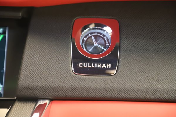 New 2020 Rolls-Royce Cullinan for sale Sold at Pagani of Greenwich in Greenwich CT 06830 23