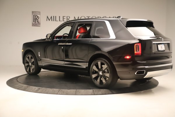 New 2020 Rolls-Royce Cullinan for sale Sold at Pagani of Greenwich in Greenwich CT 06830 5