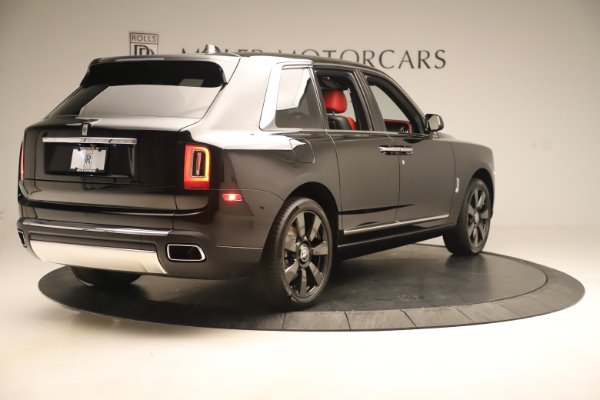 New 2020 Rolls-Royce Cullinan for sale Sold at Pagani of Greenwich in Greenwich CT 06830 7