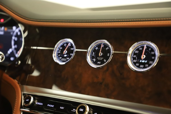 New 2020 Bentley Continental GT V8 for sale Sold at Pagani of Greenwich in Greenwich CT 06830 26