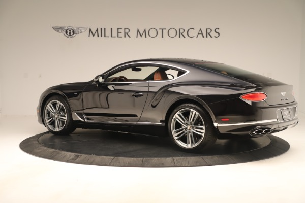 New 2020 Bentley Continental GT V8 for sale Sold at Pagani of Greenwich in Greenwich CT 06830 4