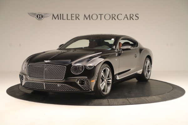 New 2020 Bentley Continental GT V8 for sale Sold at Pagani of Greenwich in Greenwich CT 06830 1