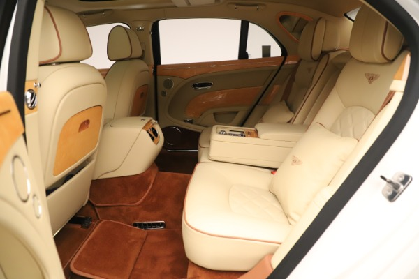 Used 2016 Bentley Mulsanne for sale Sold at Pagani of Greenwich in Greenwich CT 06830 22