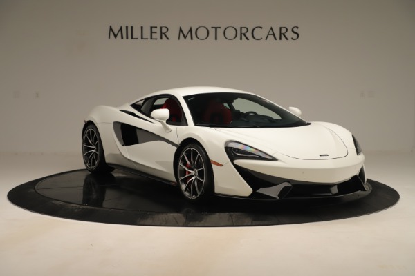 New 2020 McLaren 570S for sale $215,600 at Pagani of Greenwich in Greenwich CT 06830 10