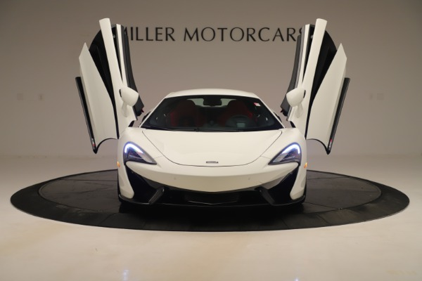 New 2020 McLaren 570S for sale $215,600 at Pagani of Greenwich in Greenwich CT 06830 12