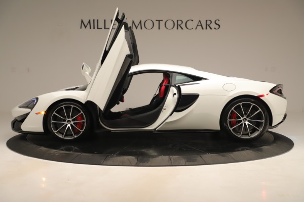 New 2020 McLaren 570S for sale $215,600 at Pagani of Greenwich in Greenwich CT 06830 14