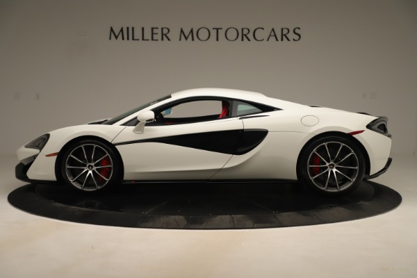New 2020 McLaren 570S for sale $215,600 at Pagani of Greenwich in Greenwich CT 06830 2