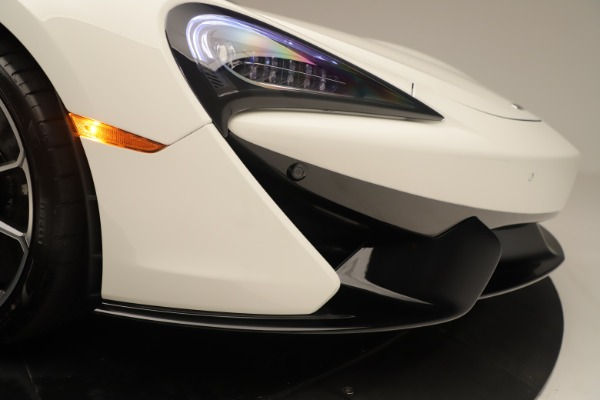 New 2020 McLaren 570S for sale $215,600 at Pagani of Greenwich in Greenwich CT 06830 22