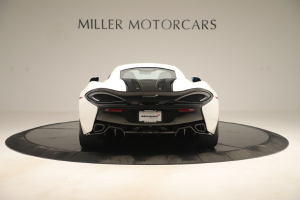New 2020 McLaren 570S for sale $215,600 at Pagani of Greenwich in Greenwich CT 06830 5