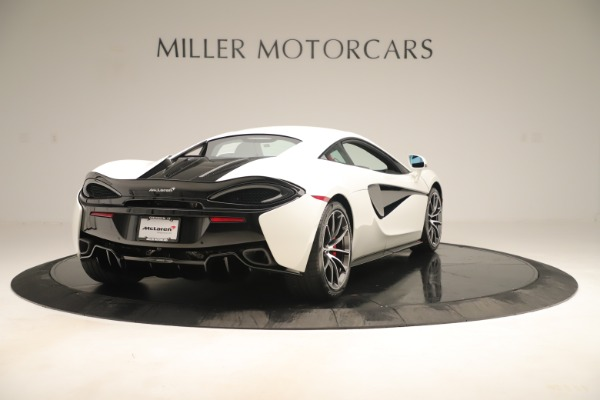 New 2020 McLaren 570S for sale $215,600 at Pagani of Greenwich in Greenwich CT 06830 6