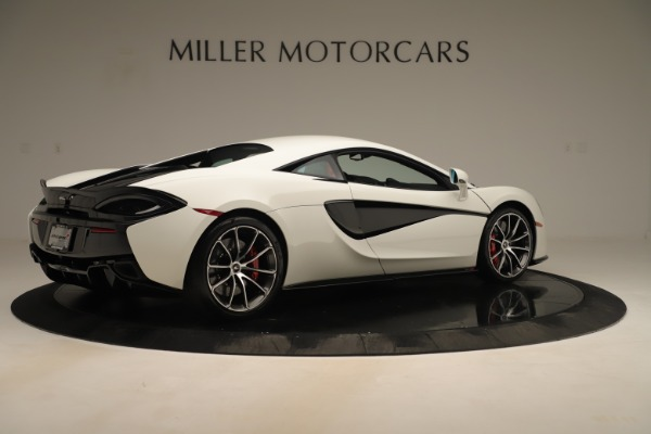 New 2020 McLaren 570S for sale $215,600 at Pagani of Greenwich in Greenwich CT 06830 7